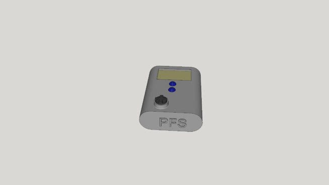 PFS (Portable File Storage)