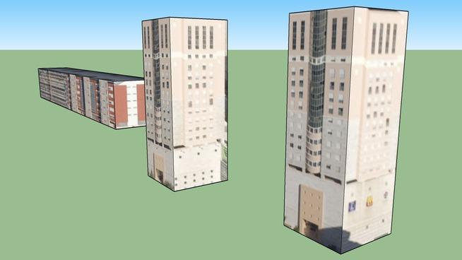 olivais shoppinb building 2