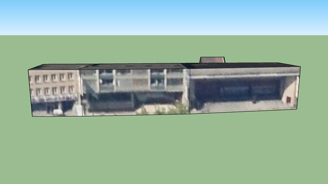 Building in 1070, Belgium