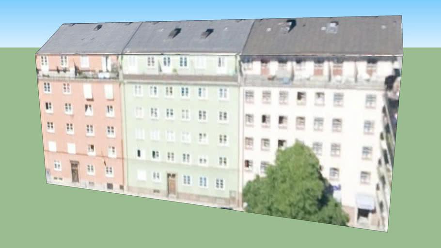 Bjurholmsplan 19-23, Stockholm