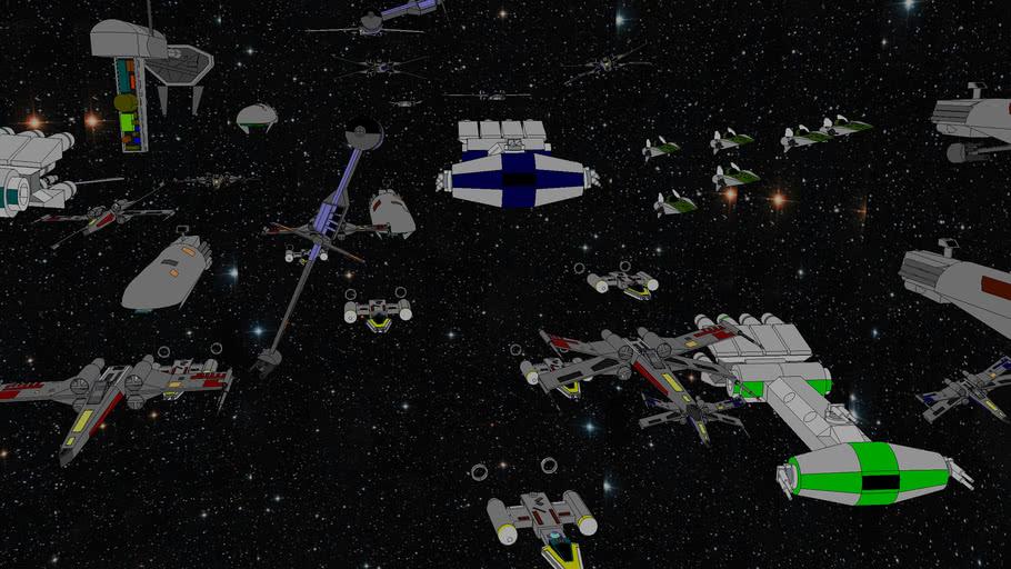 star wars rebel fleet