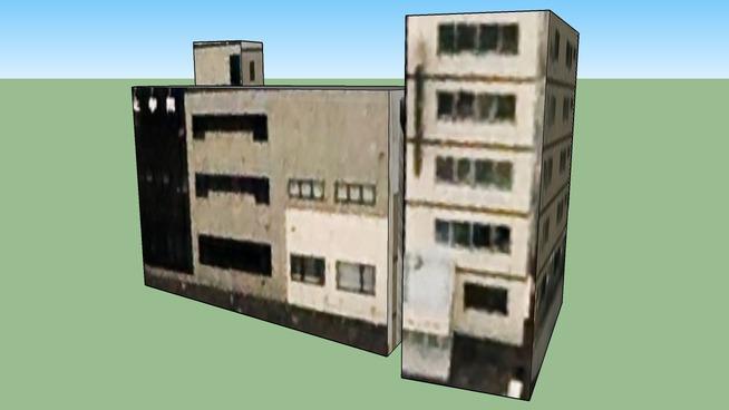 此建築物位於 日本, 北海道札幌豊平区豊平6条