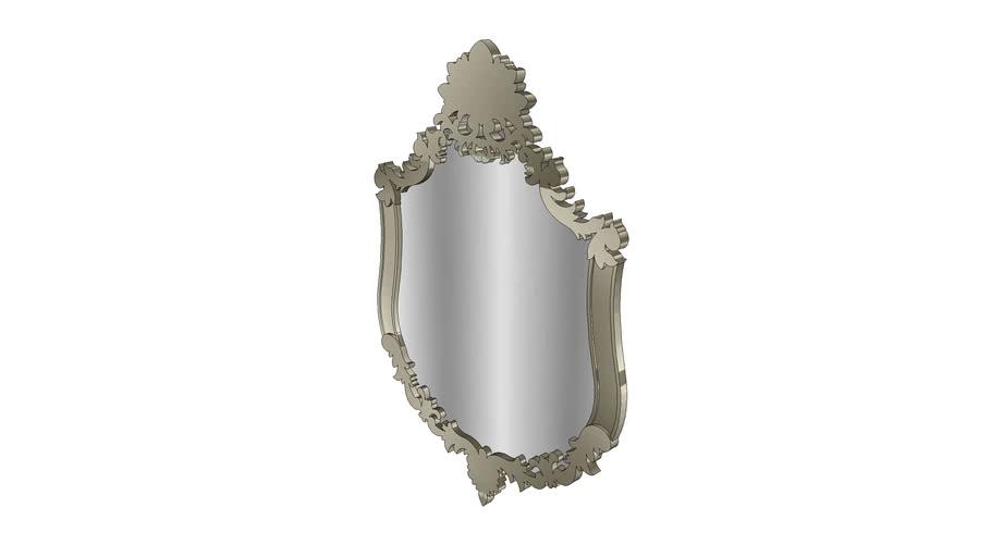 Espelho Lumière - Kleiner Schein