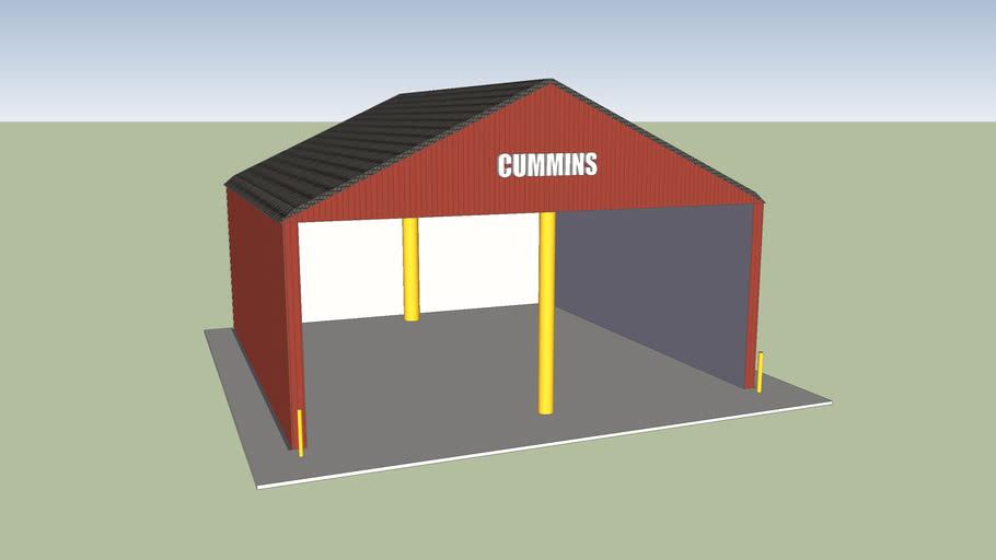 the power garage