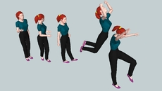 physical movement people