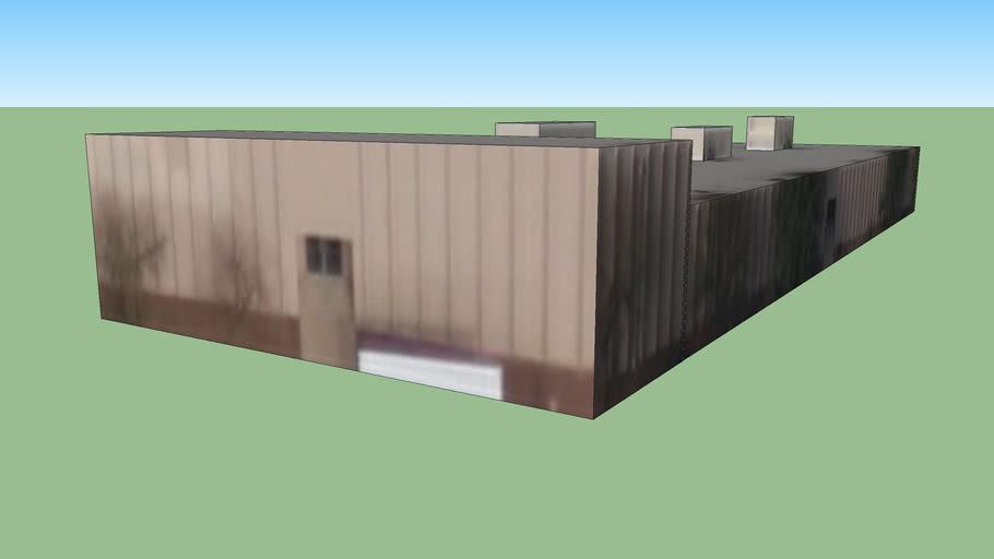 Ēka adresē Taksona, Arizona, Amerikas Savienotās Valstis
