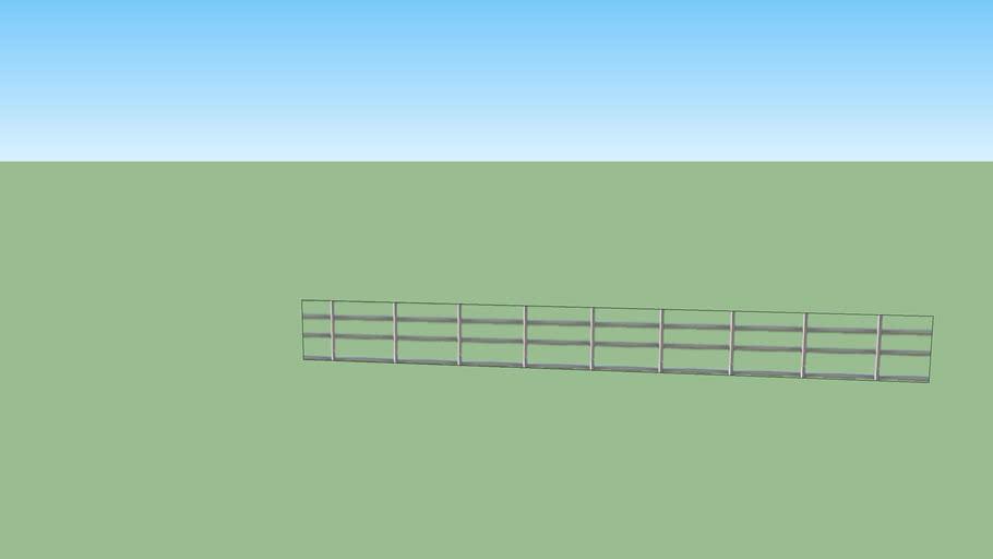 railing texture(欄杆紋理)