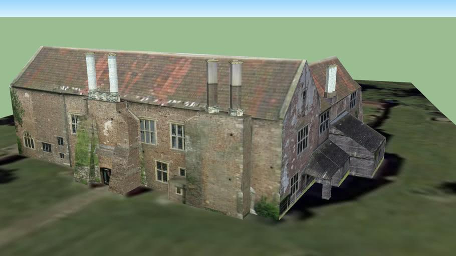 Acton Court, Iron Acton, South Gloucestershire