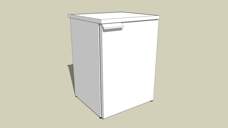 Kühlschrank 60x60x85