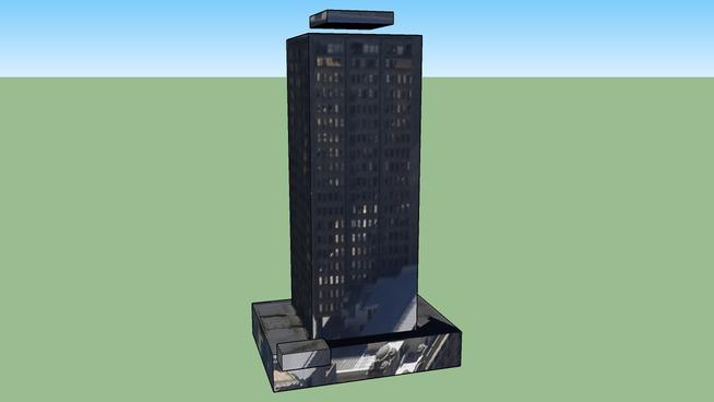 开普敦, 南非的建筑模型