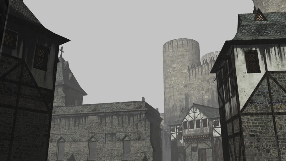 Fortified Town