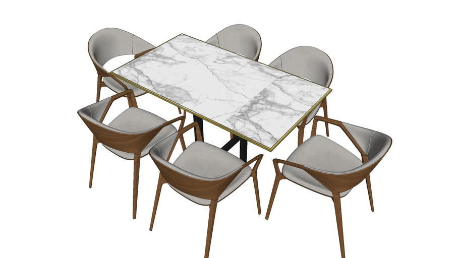 Catia Dining Table