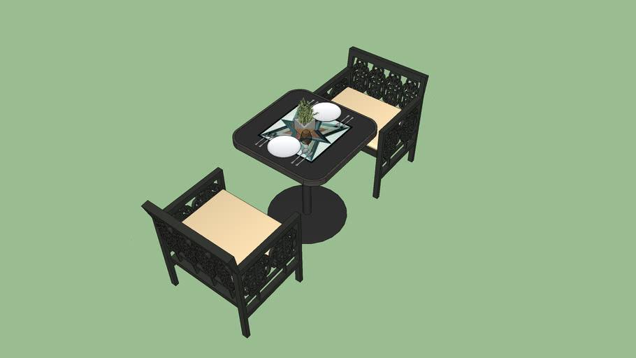 Mesa para 2