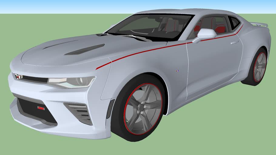 2016 Camaro SS Revised Edition