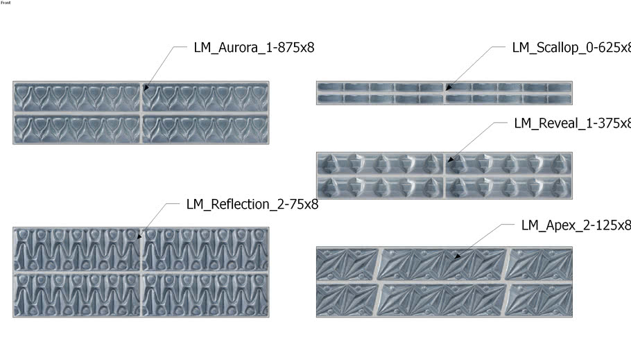 Sinū® Liners and Moldings Sinū