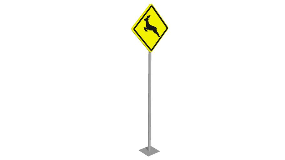 Animal Crossing Sign