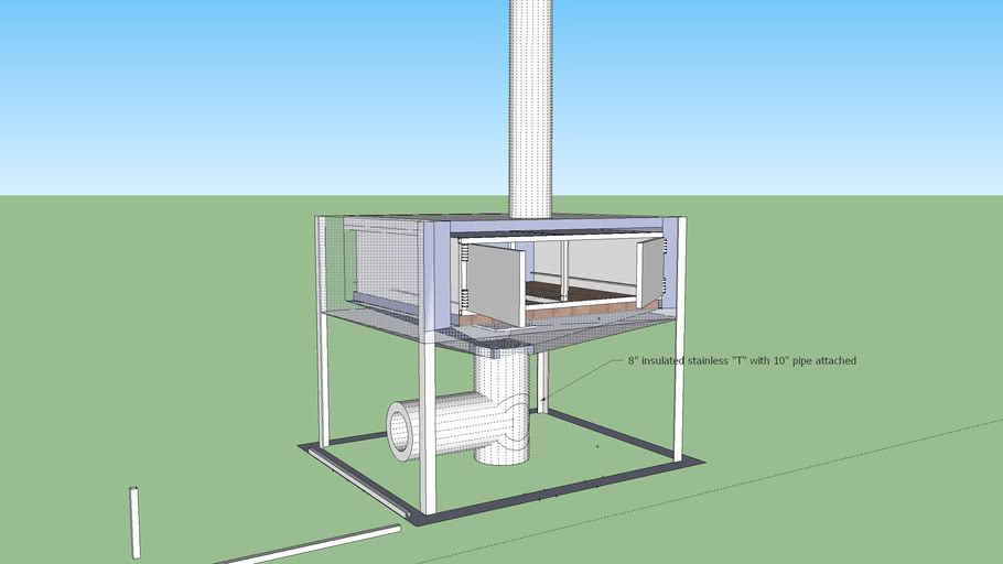 Rocket Oven