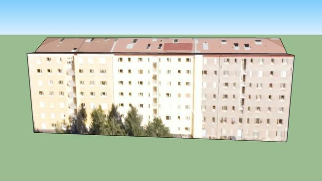 Rakennus sijainnissa Helsinki, Suomi