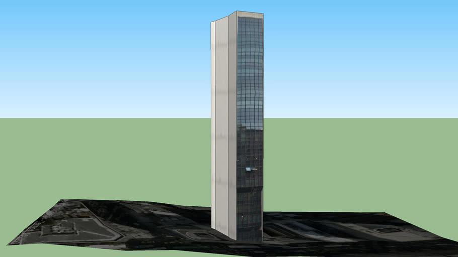Edifício no centro do Rio