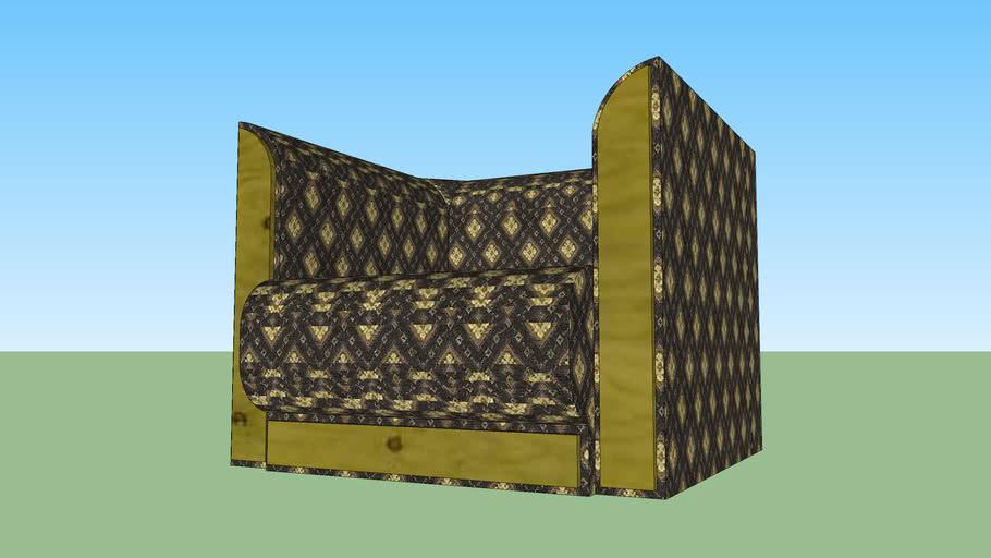 Poltrona King's Throne
