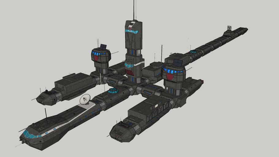 Spaceship 10