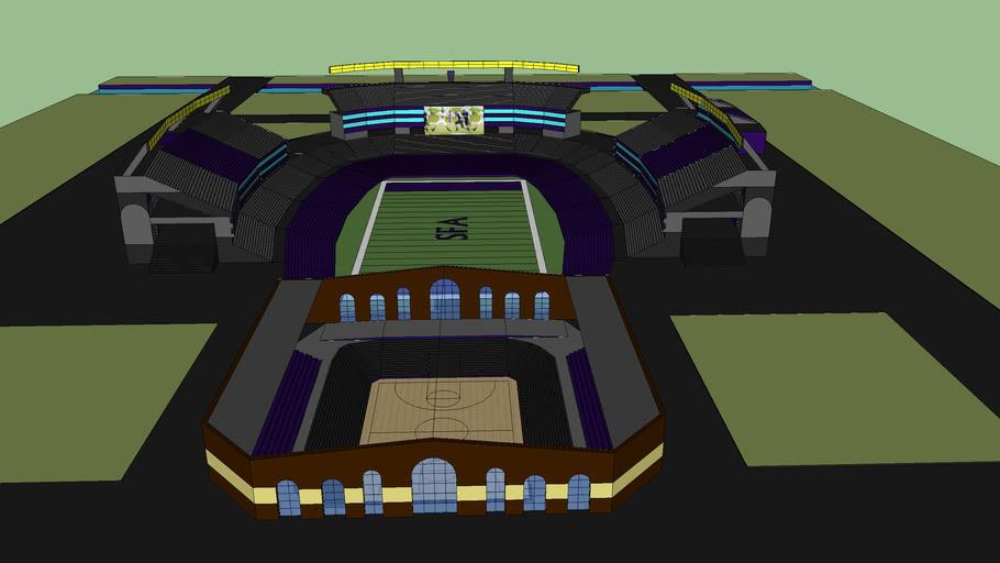 Ncaa Football Stadium
