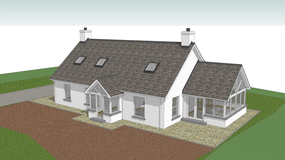 House - accurate structural model - need your house modeled?