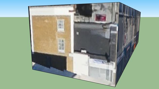 Building in Islington, London N1 1DY, UK