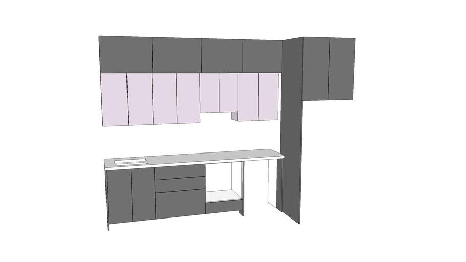 Modern Kitchen - Jnika7 - ბათუმი