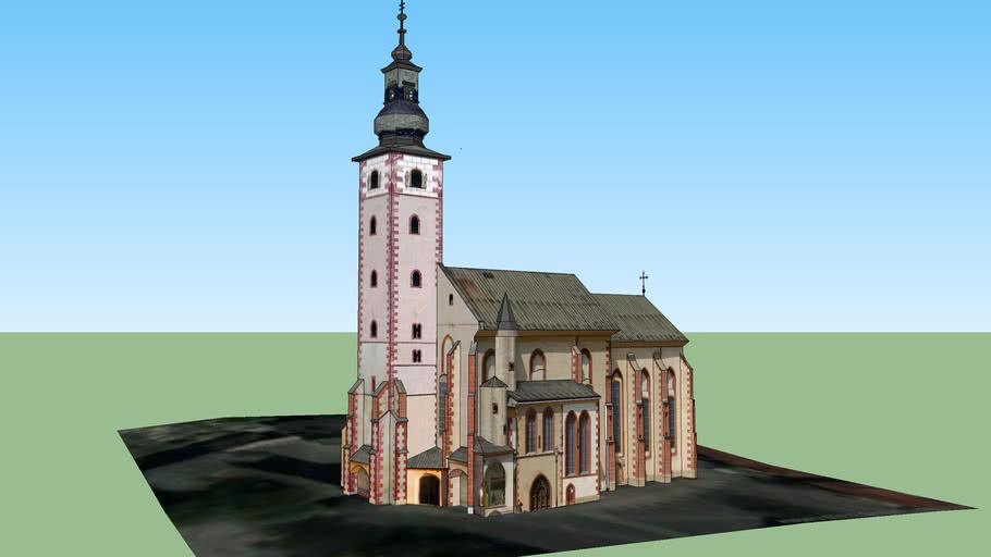 Kostol Nanebovzatia Panny Márie v Banskej Bystrici