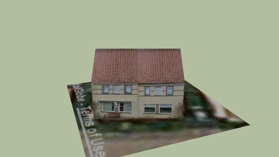 Huizen aan Jacob de Rookstraat, Lemmer
