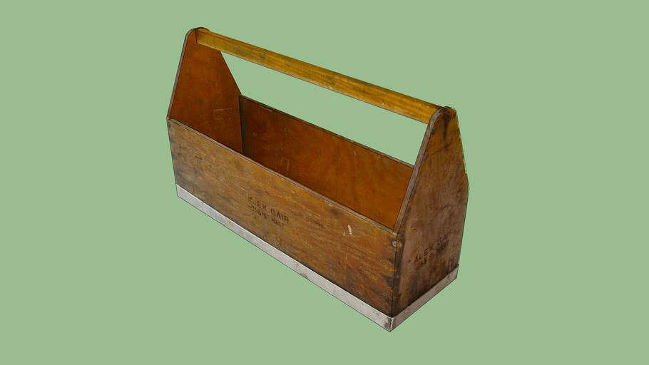 Takım Kutusu, Tools Box