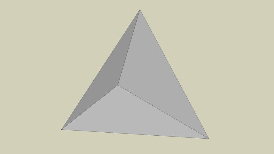 Sara - Tetraedro
