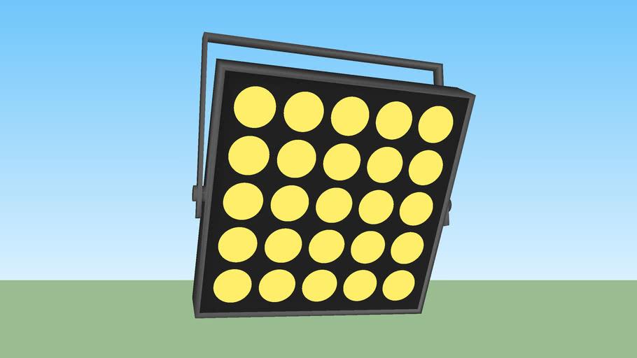 5x5 Crowd Blinder