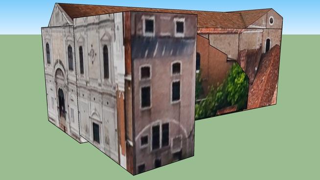 Épület itt: Velence, Olaszország