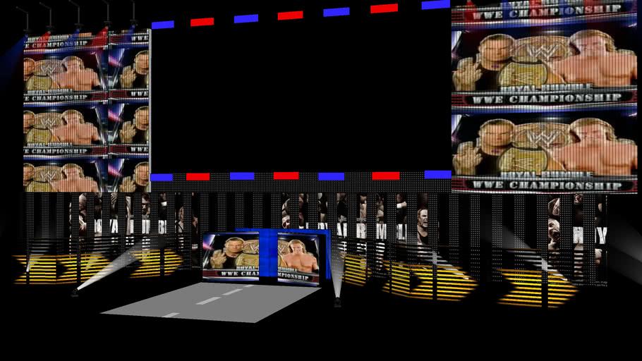 Royal Rumble 2009 Concept