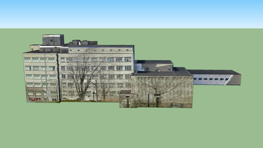 Vanier Hall @ University of Ottawa in Ottawa, ON, Canada