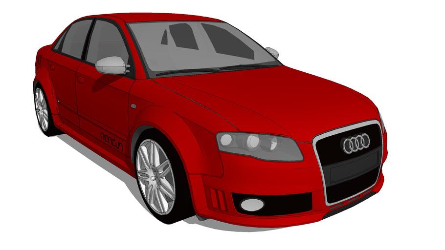 Vehicles - Audi RS4 B7