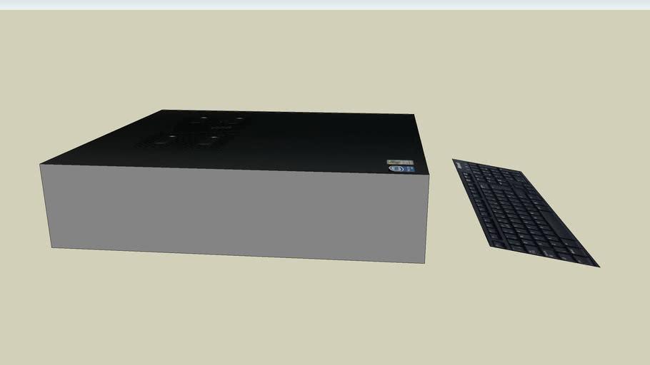 Lenovo J100 desktop pc