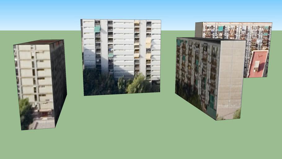Edificio en Barcelona, España, eloy