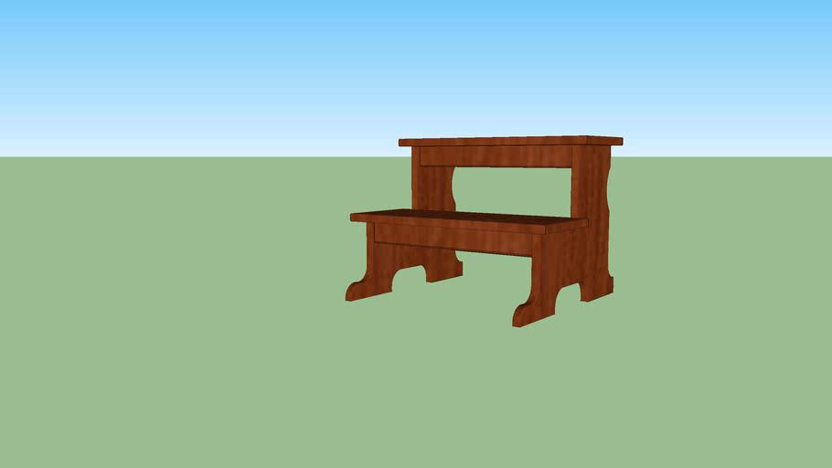 Simple Stepstool