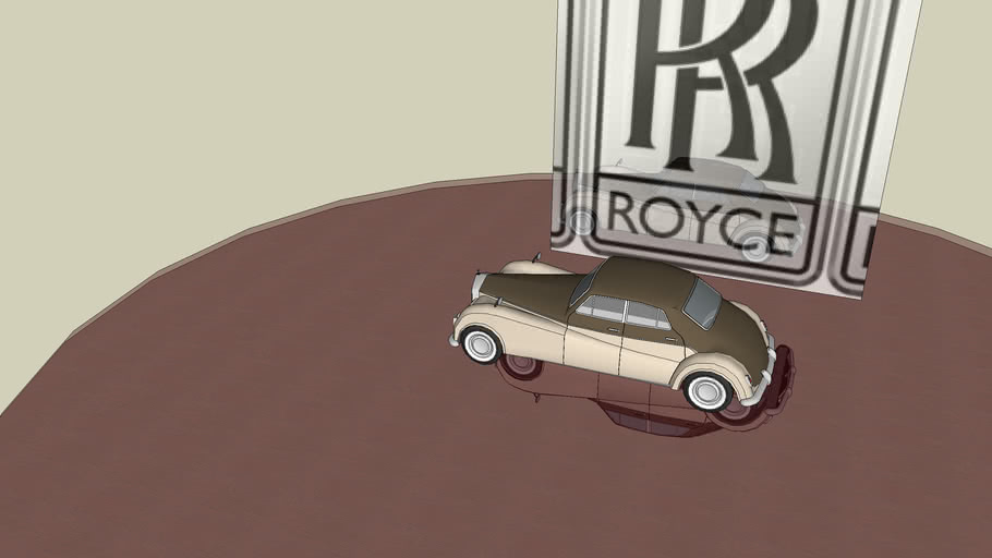 A Tribute to Marian: Rolls Royce on Showcase.