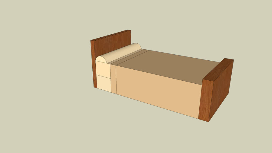 TWIN BED 1