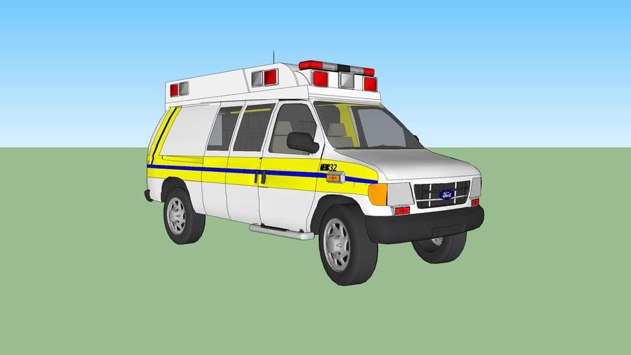 paramedic ambulance washington hospital