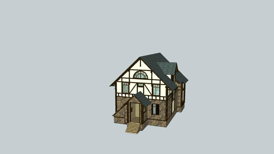 Феодальный дом