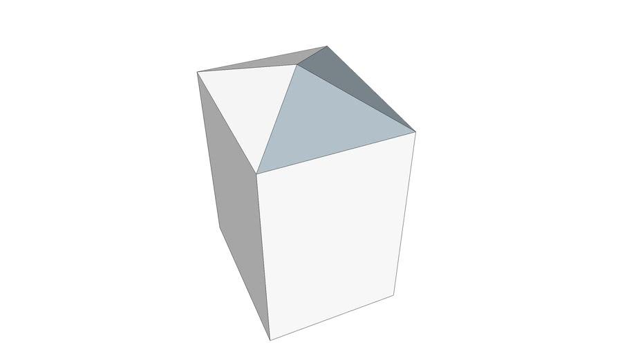 tetragonal bipyramid