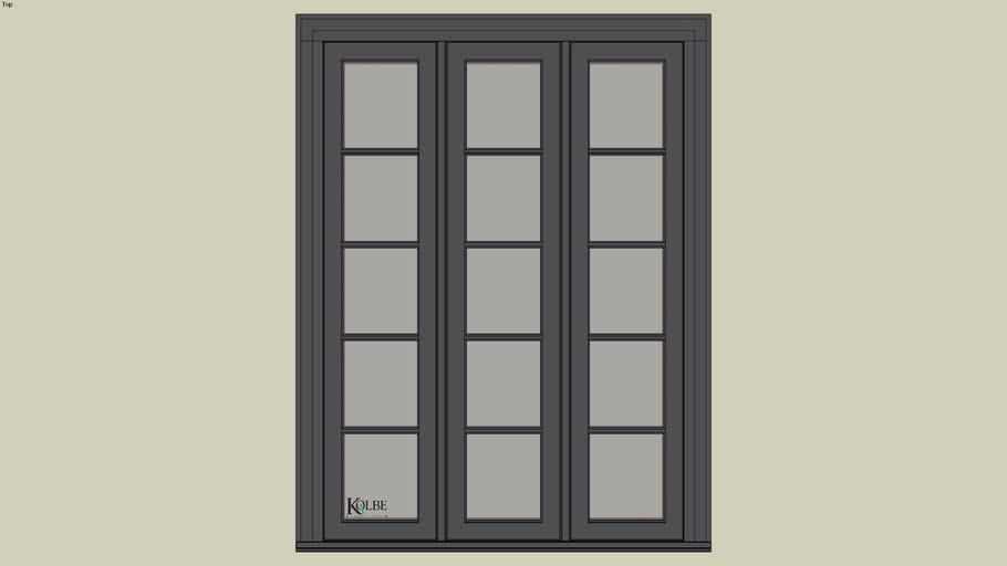"""Kolbe Ultra Casement KUS356 (F.S. 4'-0"""" x 5'-6"""" R.O. 4'-0 1/2"""" x 5'-6 1/2"""")"""