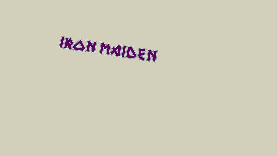 Iron Maiden Title (Brve New World)
