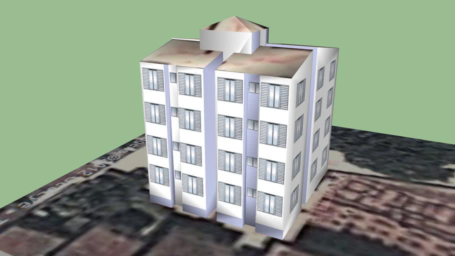 Edificio condominio Maria Bonita Ouro Fino Sul e Sudoeste Minas Gerais