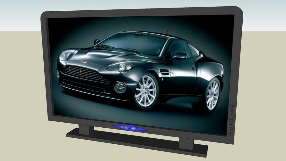 Macsong HDTV on- aston martin